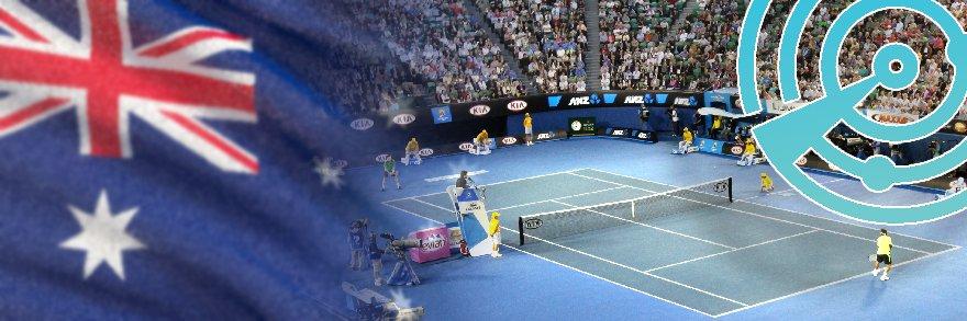 Sportradar Announce Tennis Australia Extended Relationship