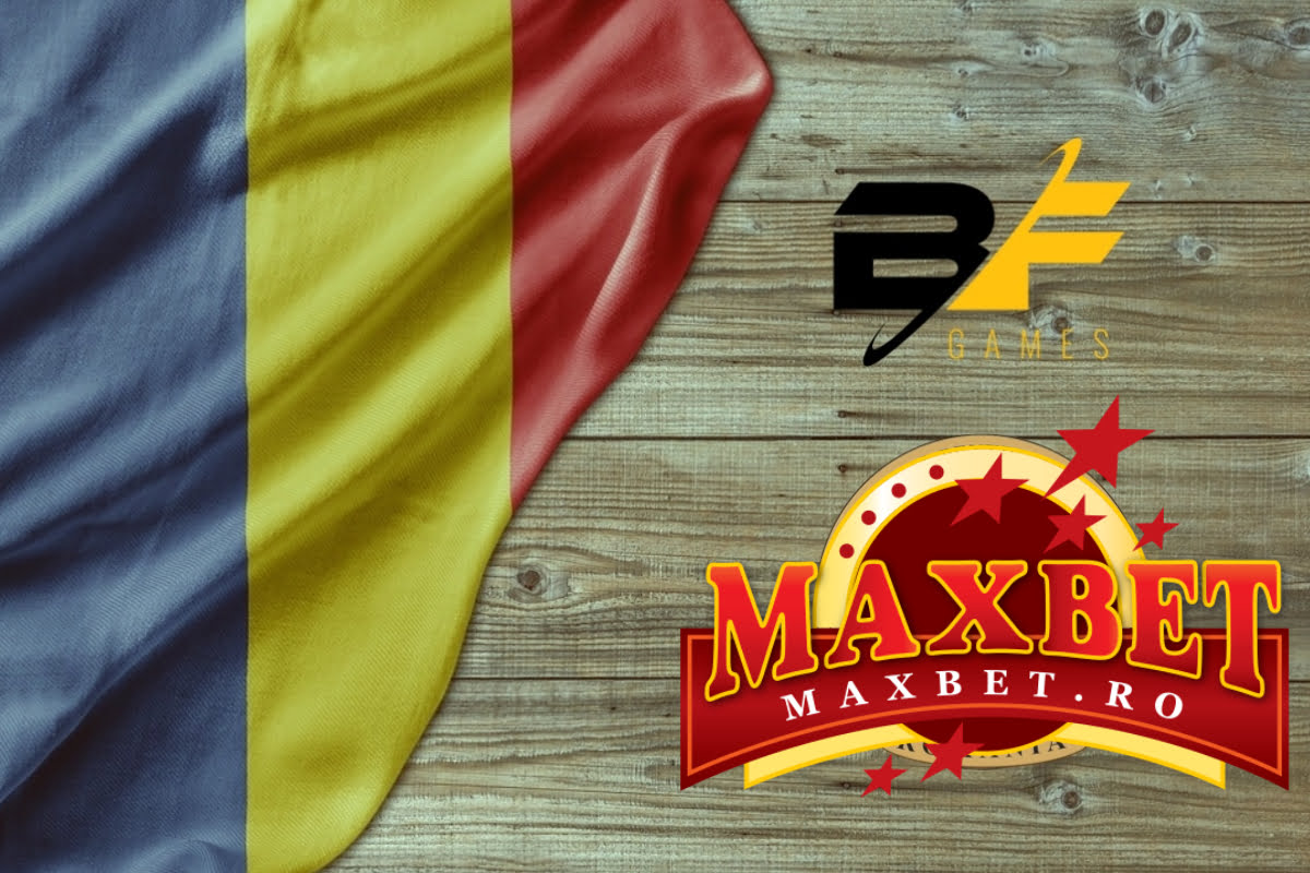 BF Games Partners With MaxBet.ro To Go Live In Romania