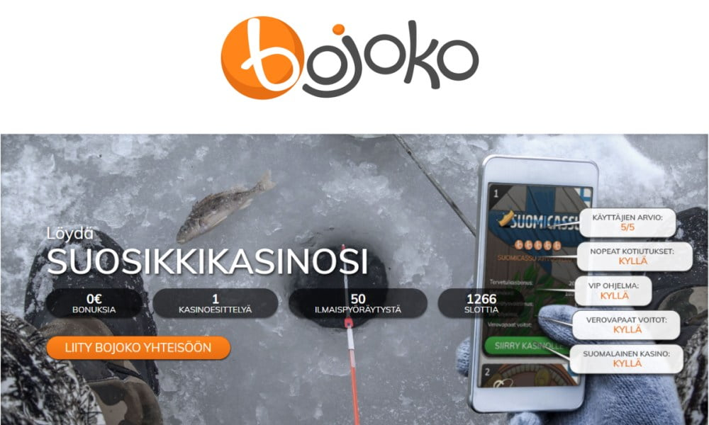 Bojoko Expands Globally Rolling Out Finnish Version Website