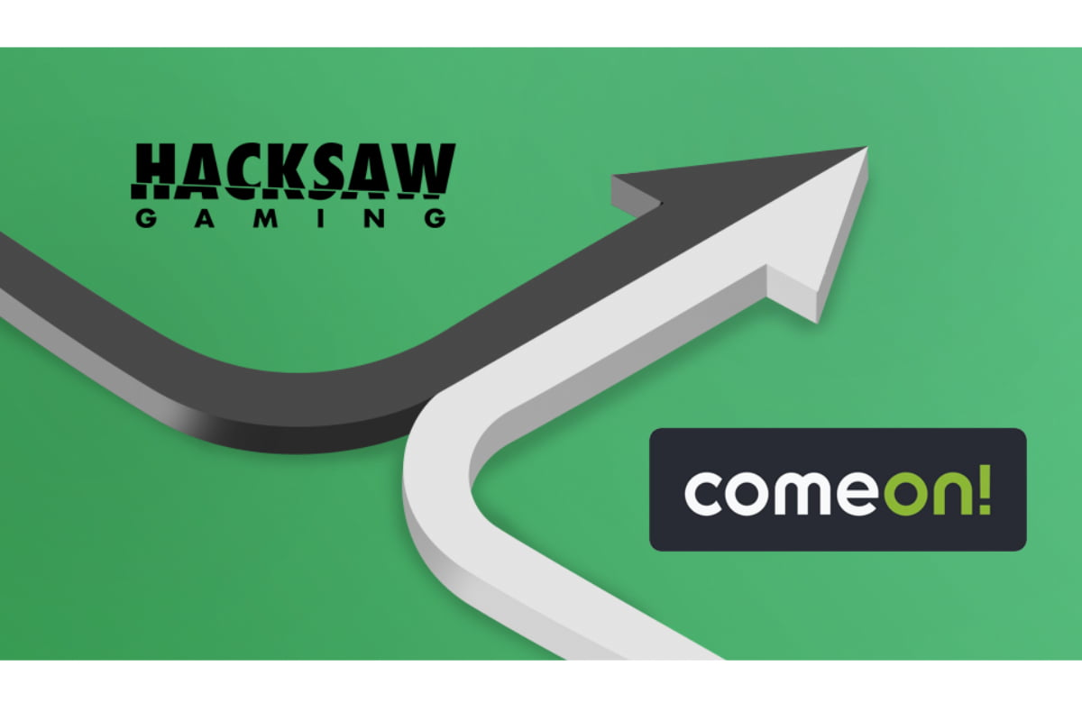 Hacksaw Rolls Out First 2020 Partnership With ComeOn