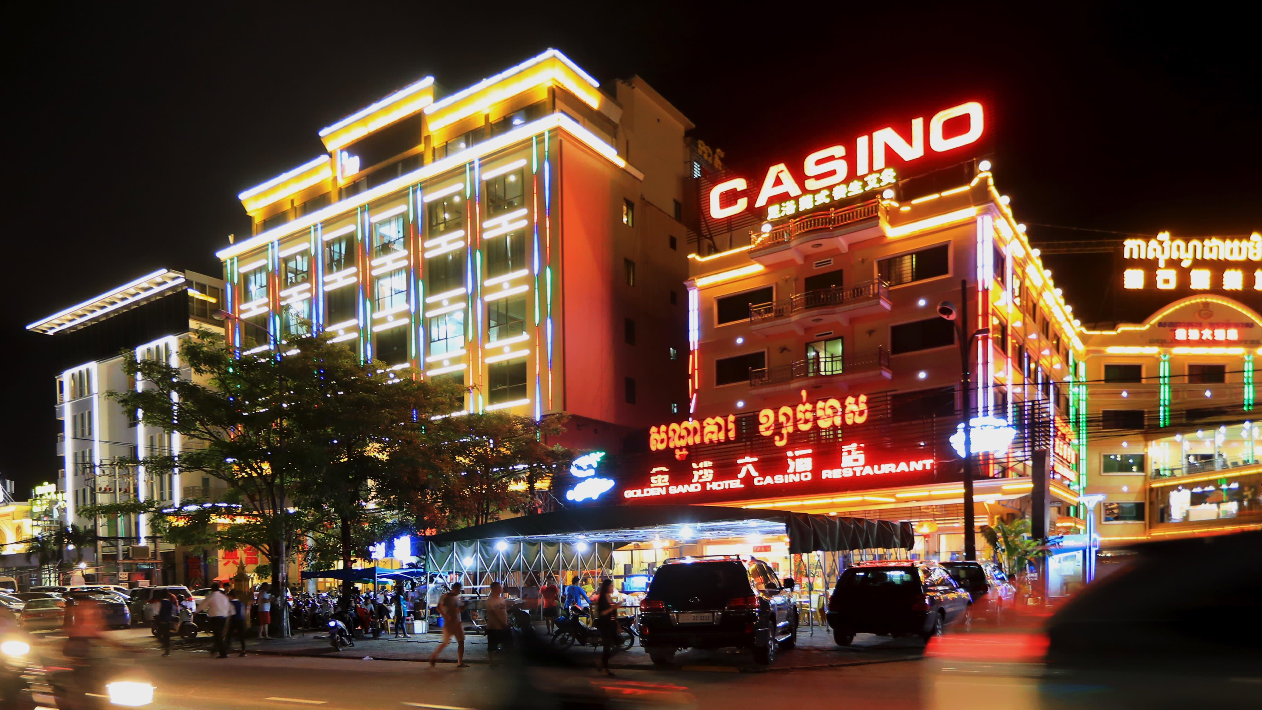 Casinos Close As Cambodia Bans Online Gambling