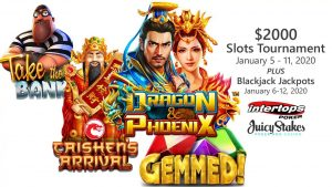 New Year's slot Tournament Launched By Intertops Poker