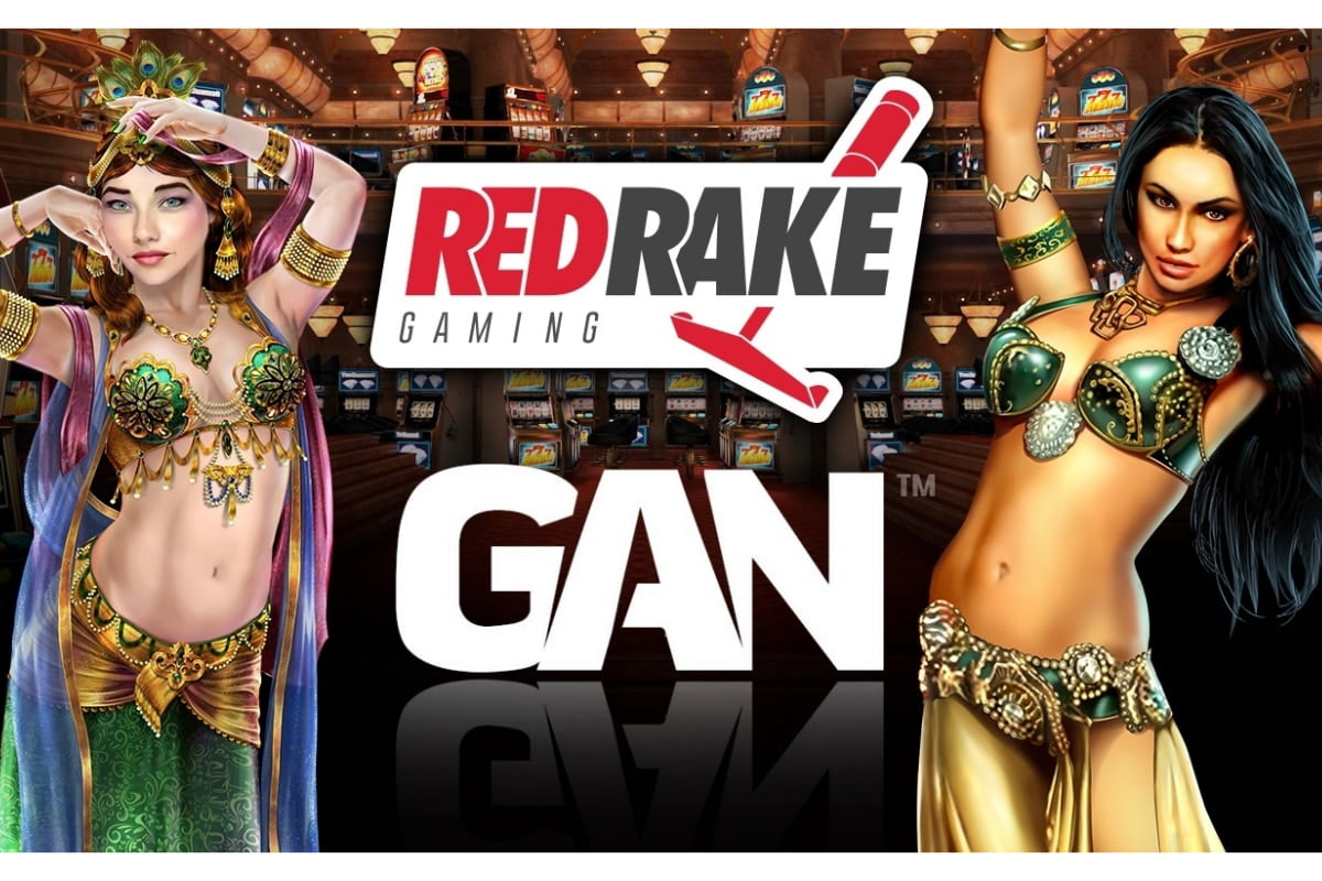 Red Rake Gaming Titles Bolstered Through Gan