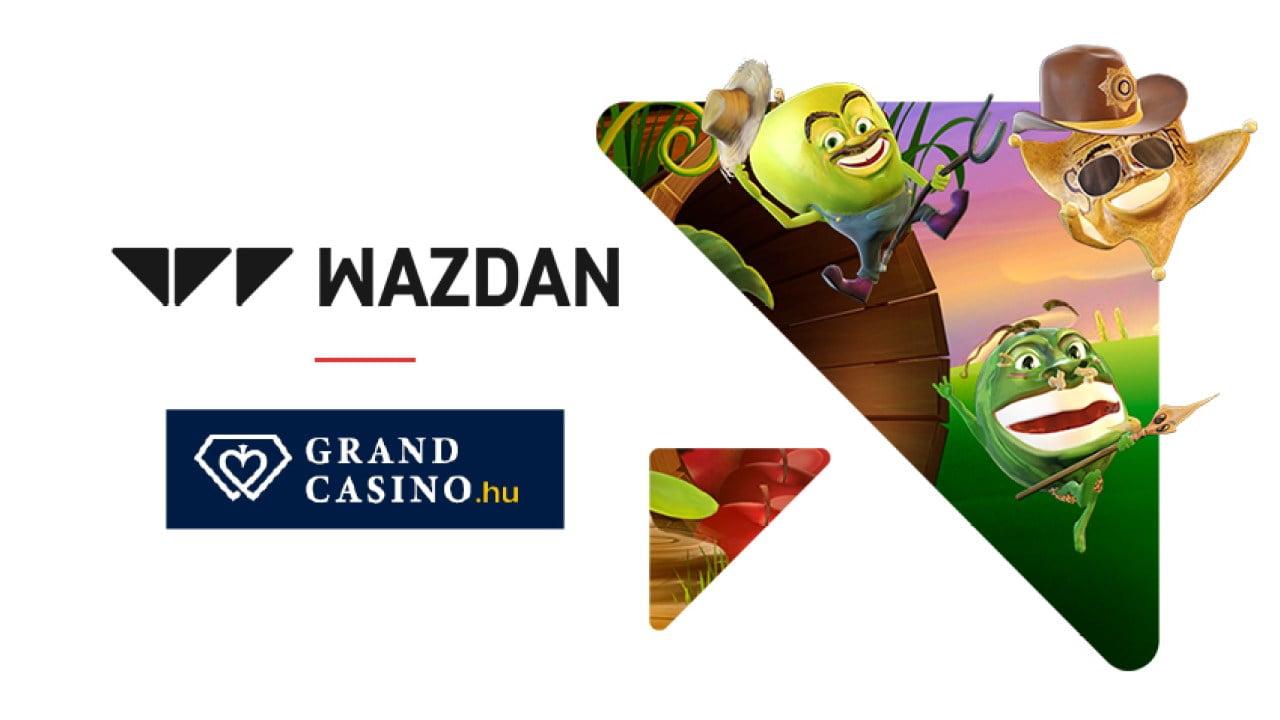 Wazdan Secures European Development With Grand Casino