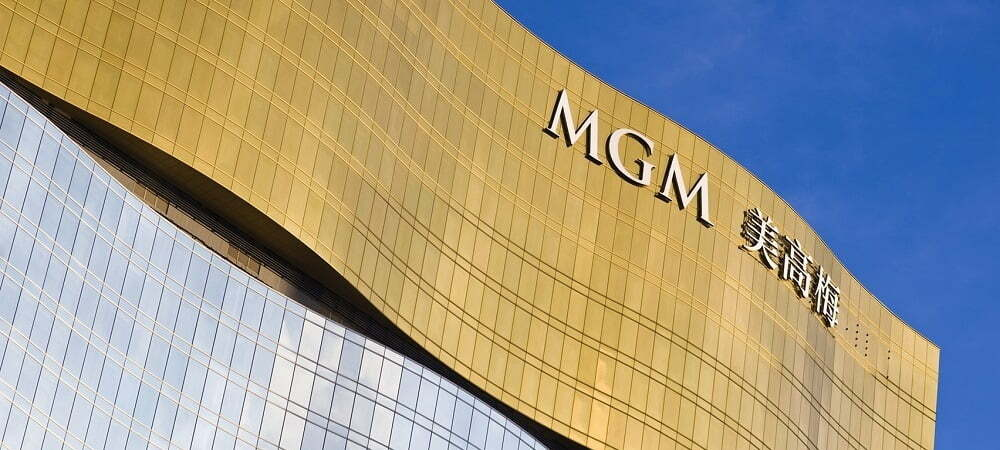 MGM China Requests The Ease Of  US$ 1.25-billion Debt Pressure