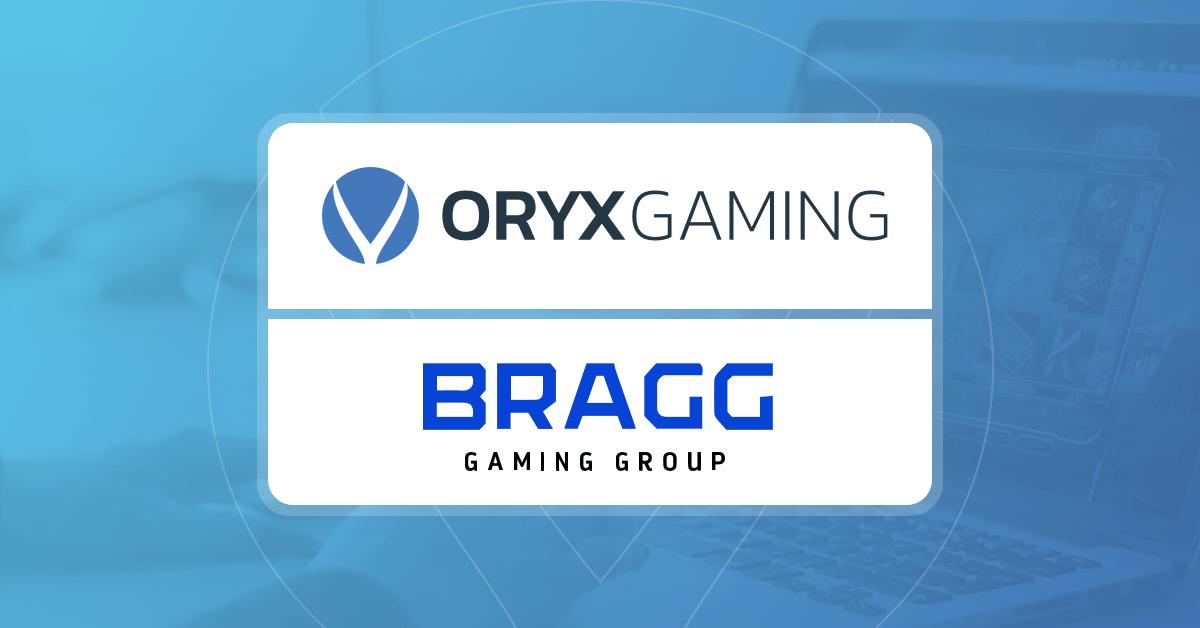 Oryx Gaming Ups Gamification Through Bragg