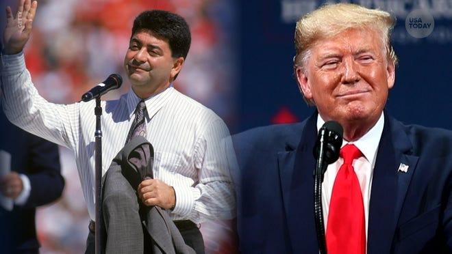 Trump Grants Clemency Ordet To Eddie Debartolo Jr