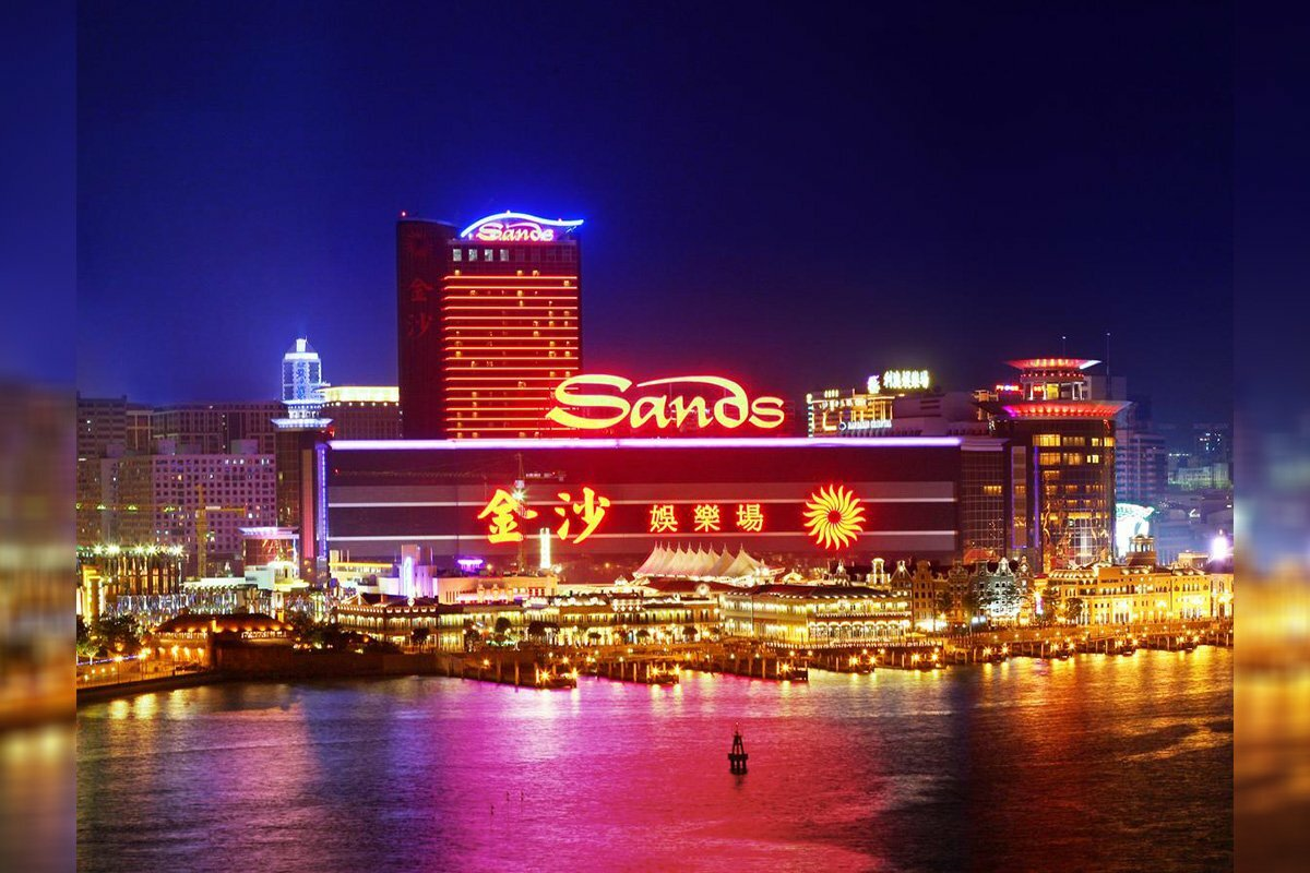 Sands China Reshuffles Executive Roles