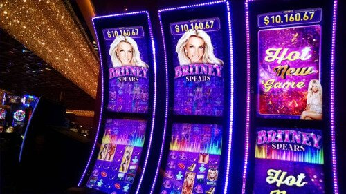 Britney Spears Slot Now Available At Hard Rock Punta Cana