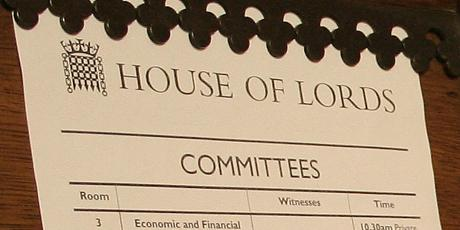 UKGC Regulatory Approach To Be Questioned By Lords Select Committee