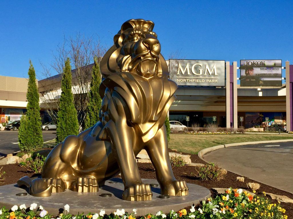 MGM's Northfiled Park Donates $4k To Help Combat Trafficking