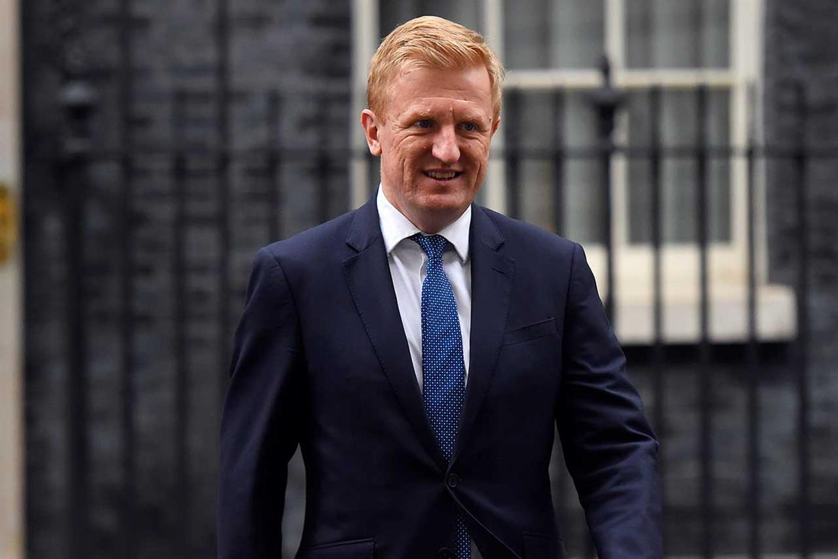Oliver Dowden Takes Over Secretary Of State For DCMS Role