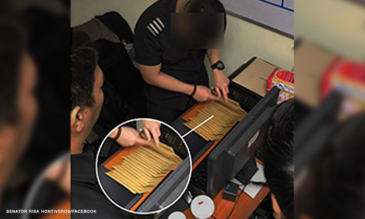 Philippine President Dismissed ALL PI's Involved In Pastillas Bribery