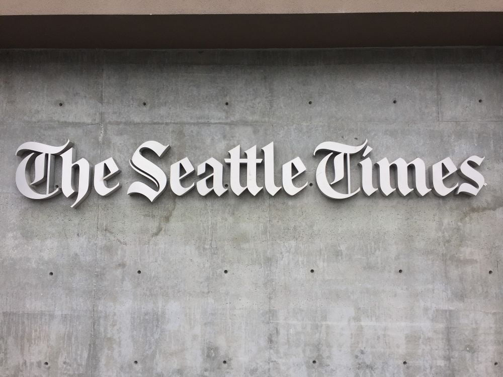 Seattle Times Challenges Washington's Tribal Sports Betting Bill