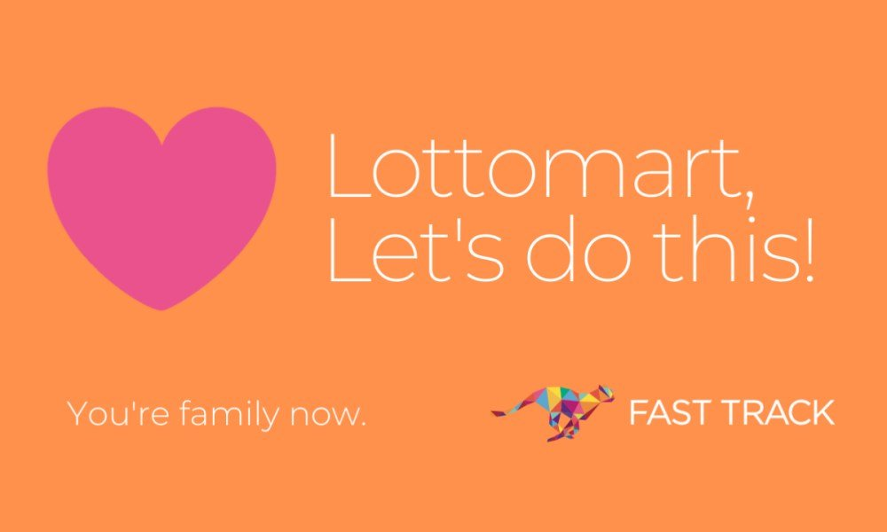 Lottomart Unveils Fast Track Partnership