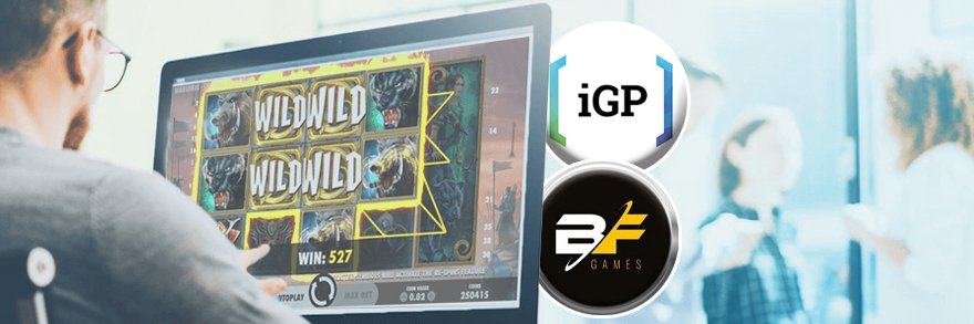 BF Games Links With iGamingPlatform For Global Presence Boost