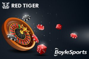 BoyleSports Adds Red Tiger Wealthy Content Portfolio