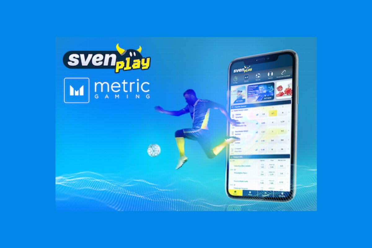 SvenPlay Add Sportsbook Provisions Powered By Metric Gaming.