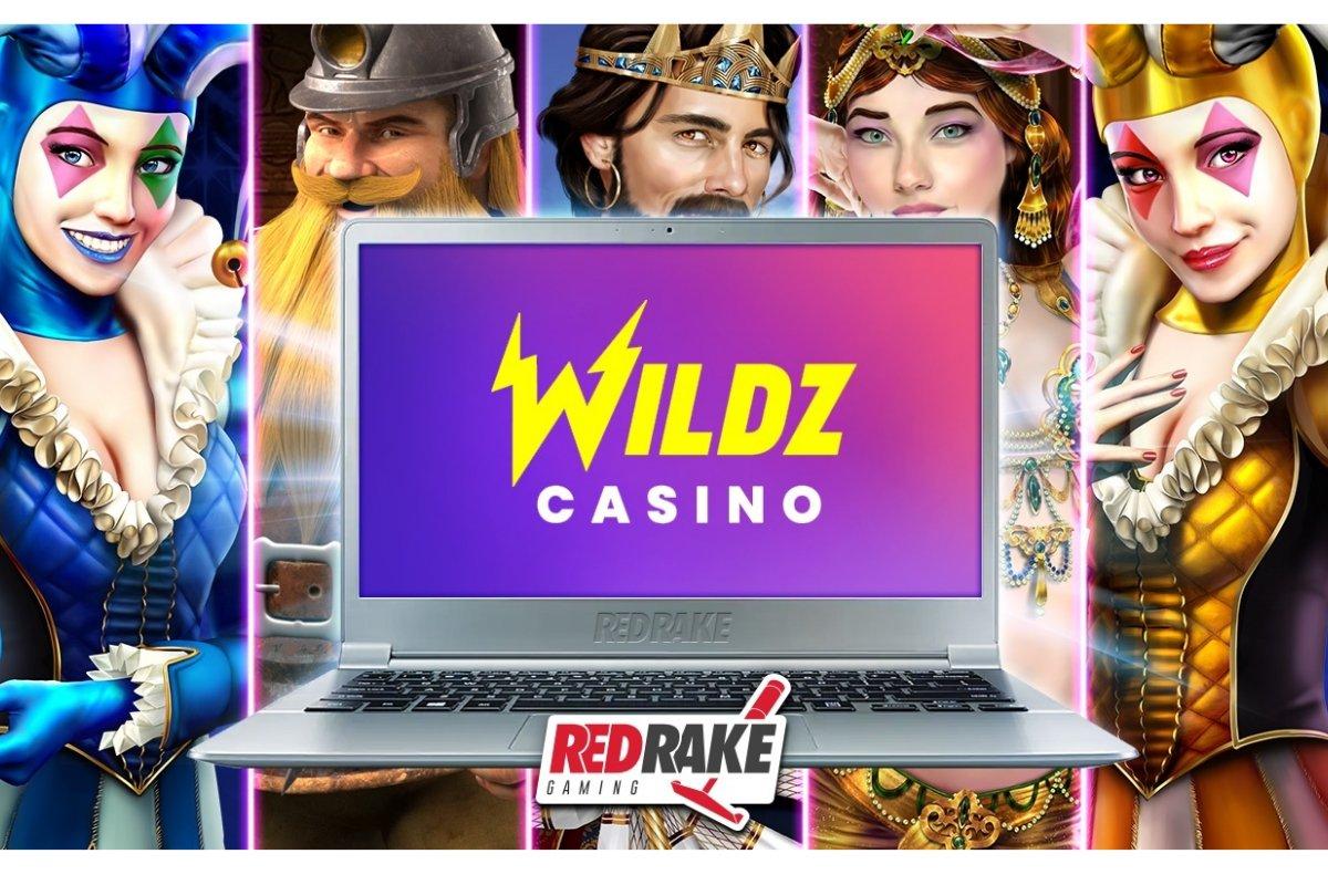 Red Rake Gaming Launch iGaming Portfolio Through Wildz