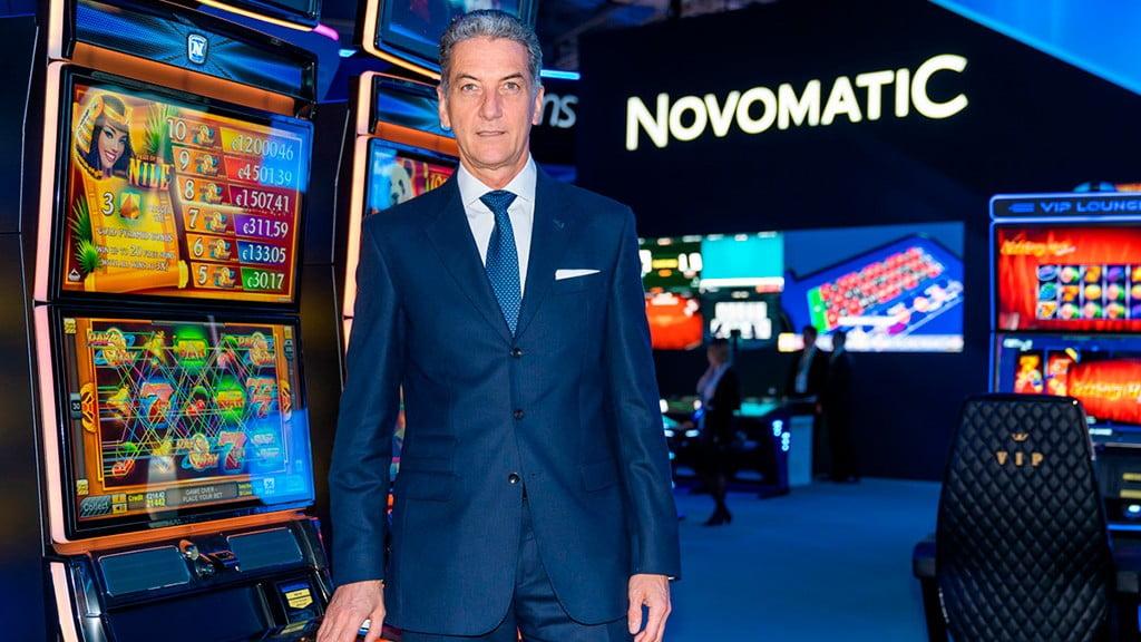 Novomatic Announce Harald Neumann's Resignation