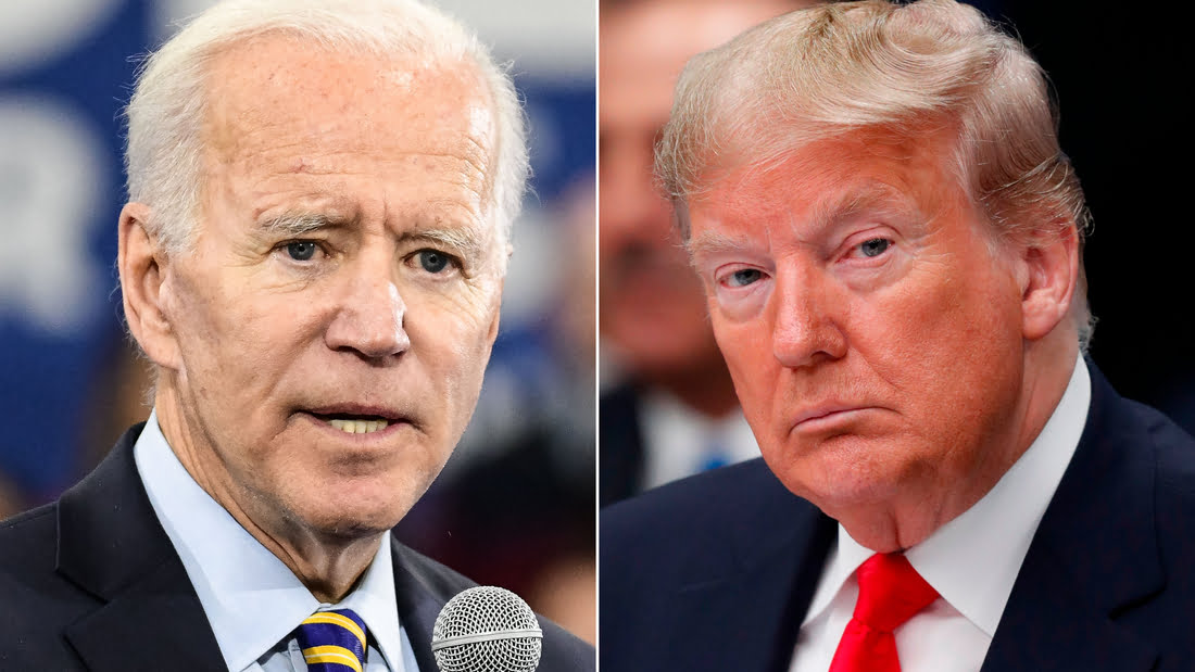 Smarkets Declare Trump And Biden Joint Favourites For President