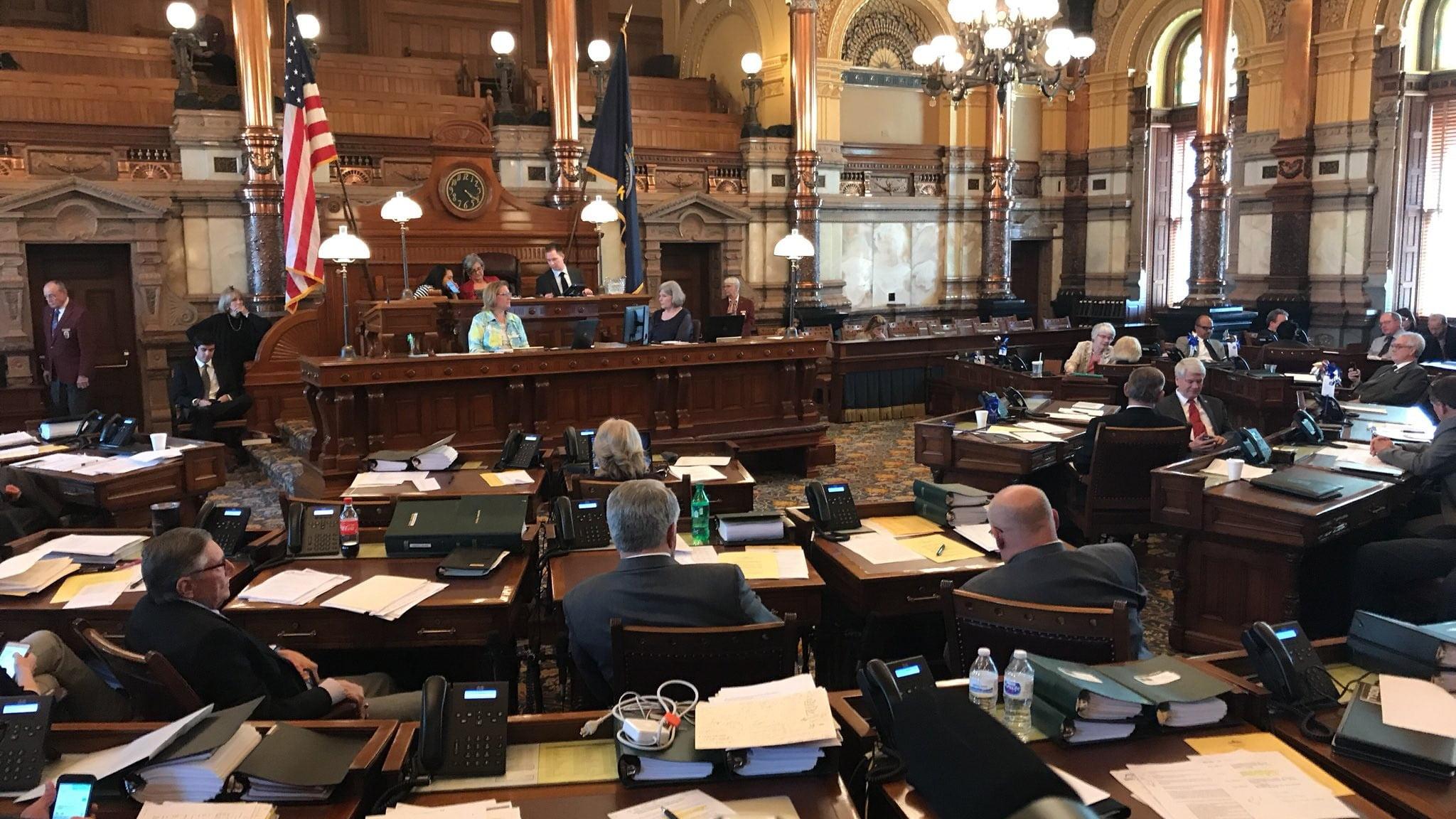 Kansas Senate Pass Bill To Allow Sports Betting