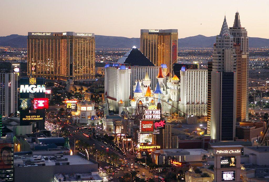 Las Vegas Employees Take Extra Steps To Minimise Coronavirus Risk
