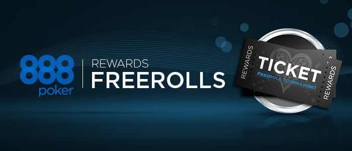 888poker Begins Freerolls From Now Until July