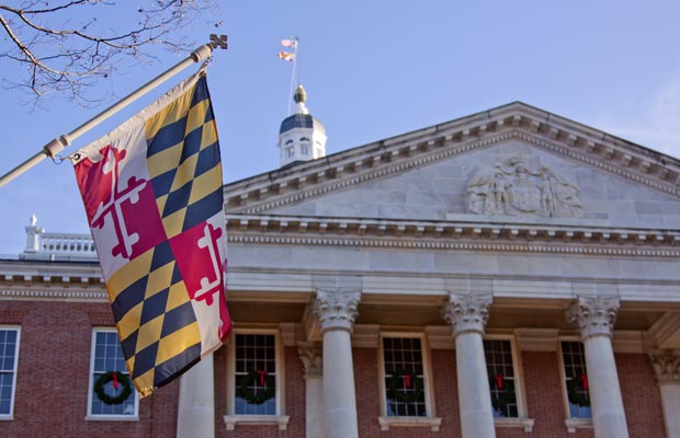 Maryland Poised To Allow Sports Betting