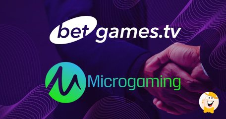 BetGames.TV Expands Partnership With Microgaming