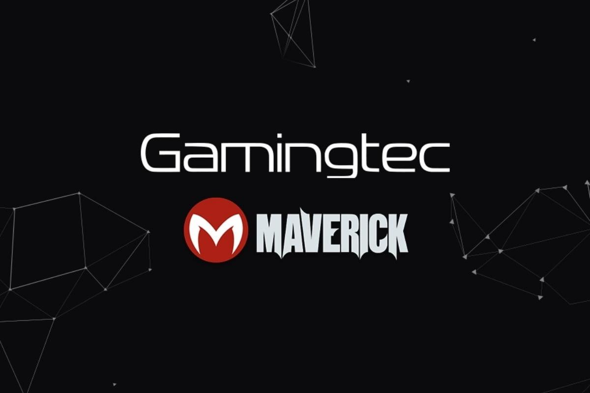 Gamingtec Signs New Partnership With Maverick