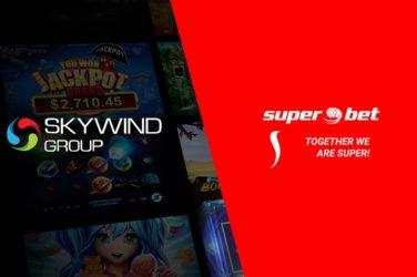 Superbet HelpsSkywind strengthenRomanian presence