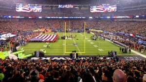 Super Bowl Wagering Gives New Jersey Strong February