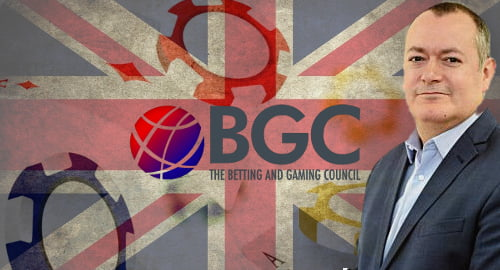 BGC CEO Says UK Gambing Will Support Government