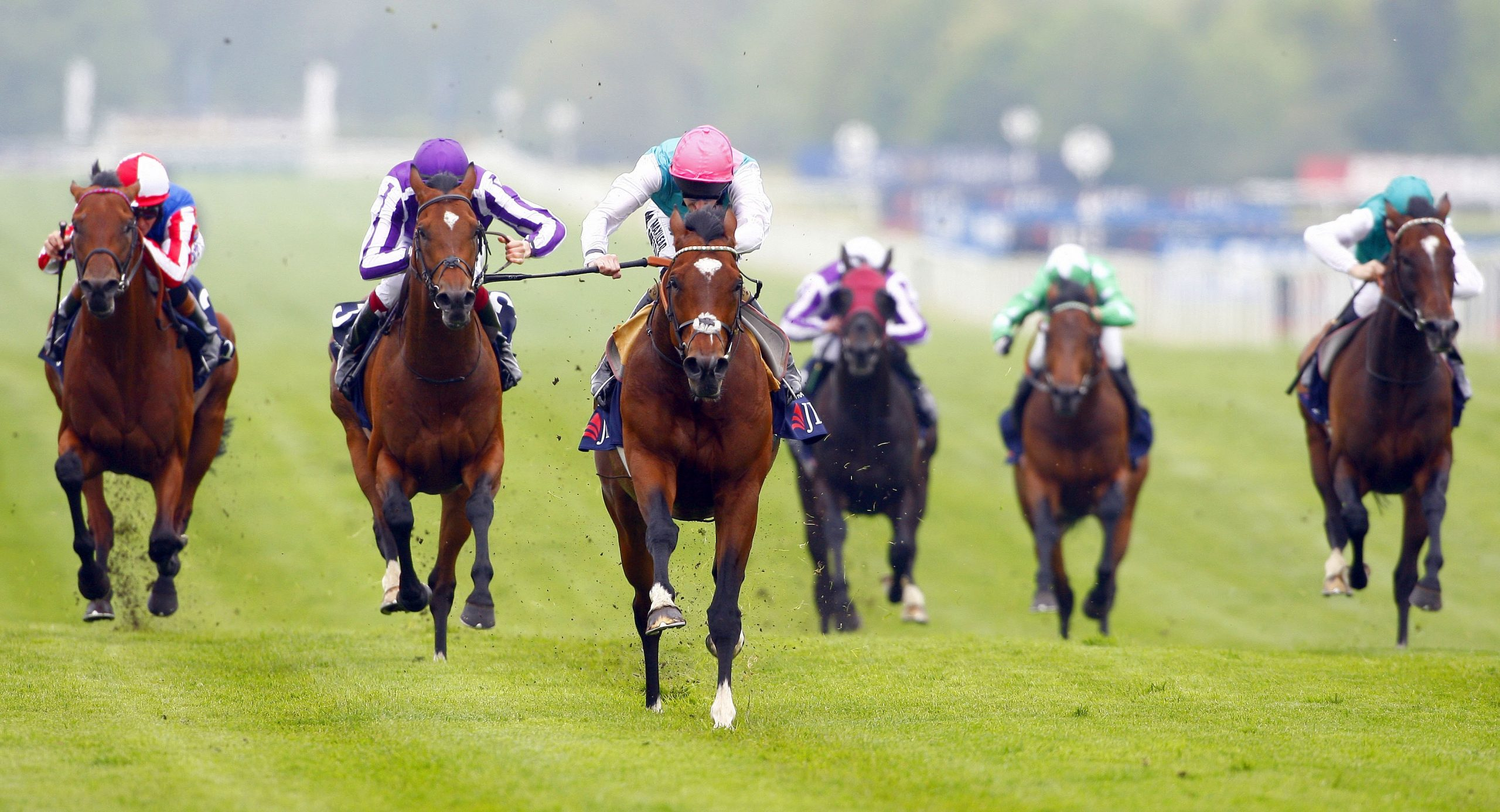 COVID-19 Could Cost British Racing £193m