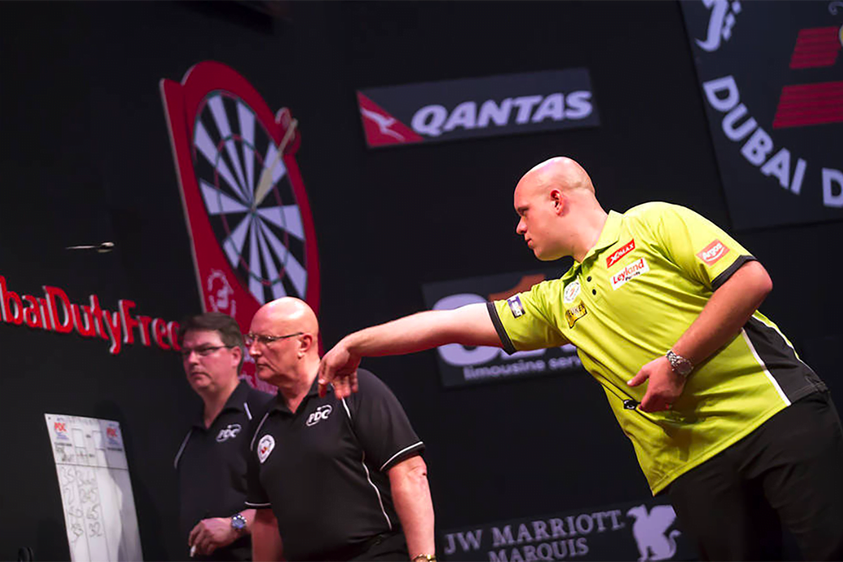 A Night At The Darts LIVE Stream – Watch Online Tonight