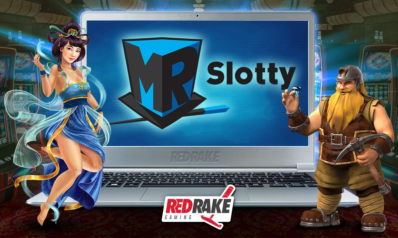 Red Rake Gaming Takes Content To MrSlotty