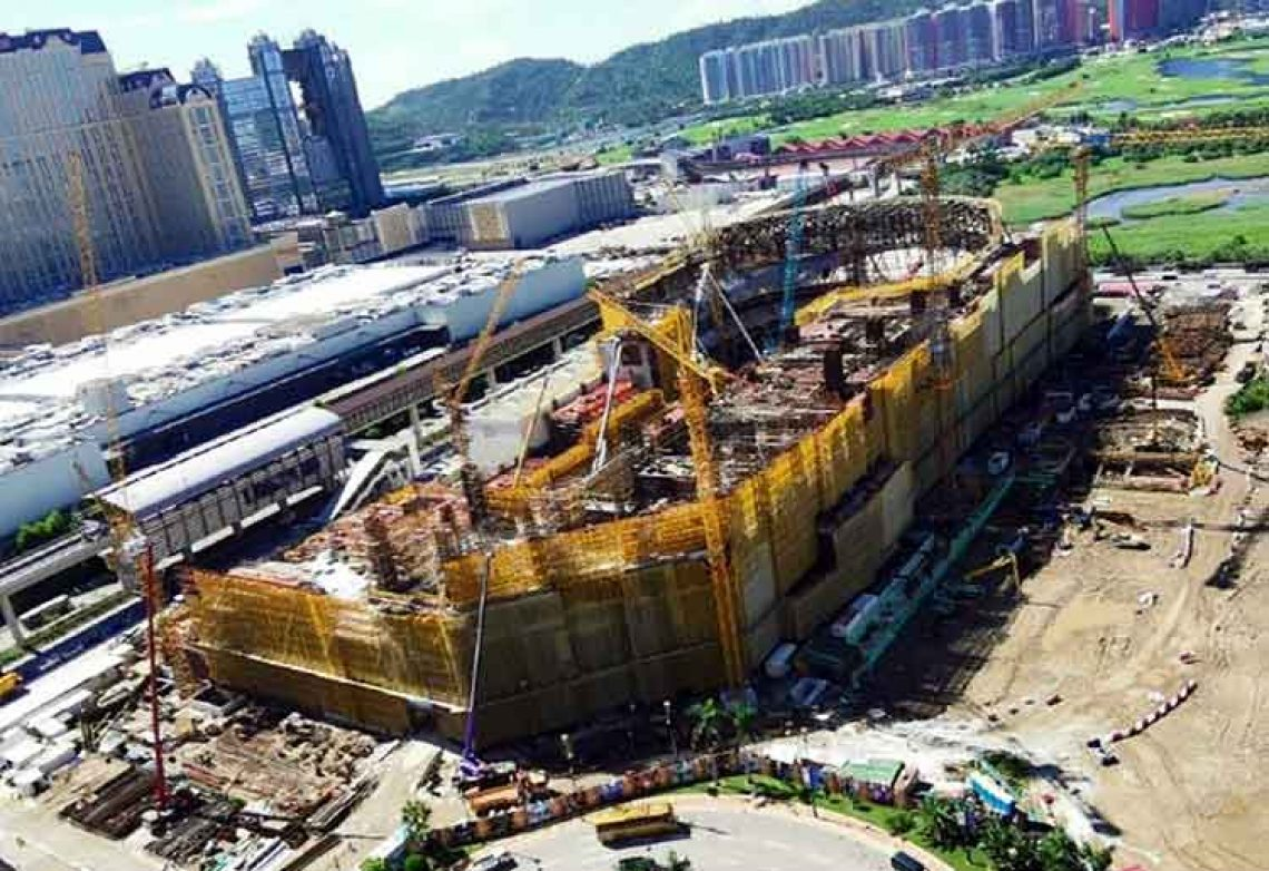 Galaxy Macau Remains Closed To High Works Since March Incident