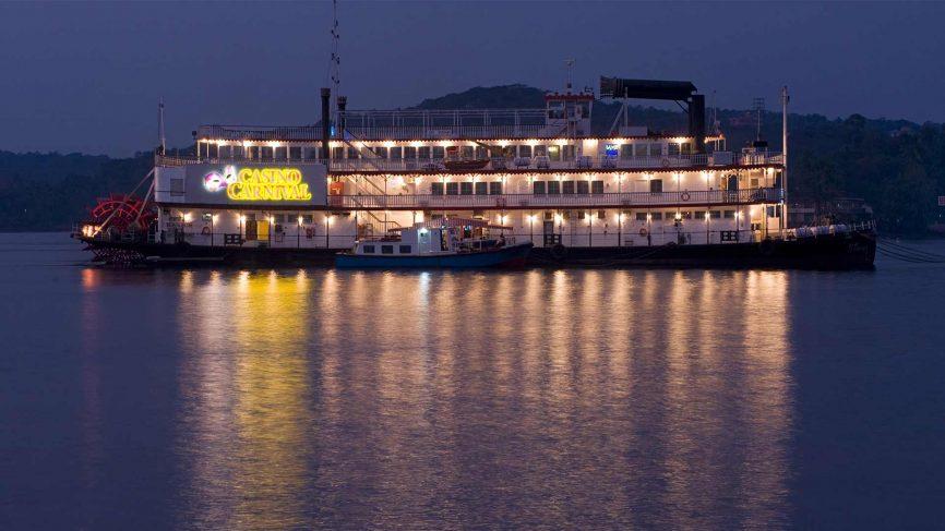 Goa's River Mandovi Casinos Given Six Month Extension