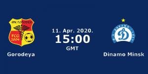 Gorodeya v Dinamo Minsk LIVE Stream 2020 – How To Watch Online