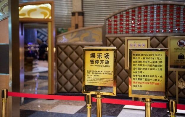 Macau GGR Down 80% During COVID-19 Closure