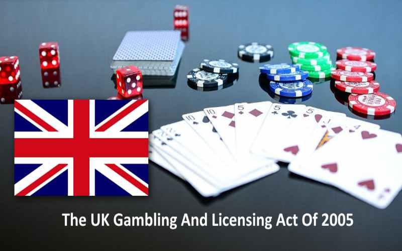APBGG Launch 2005 Gambling Act Review Through DCMS