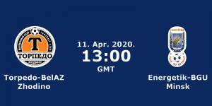 Torpedo Zhodino v Energetik-BGU LIVE Stream 2020 – How To Watch