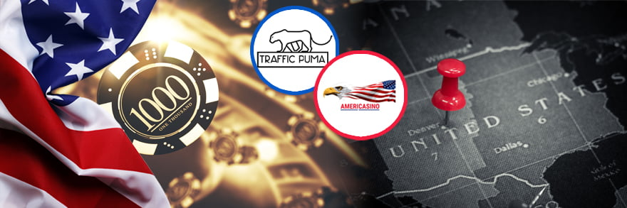 Traffic Puma Turns To US Market With Americasino.com