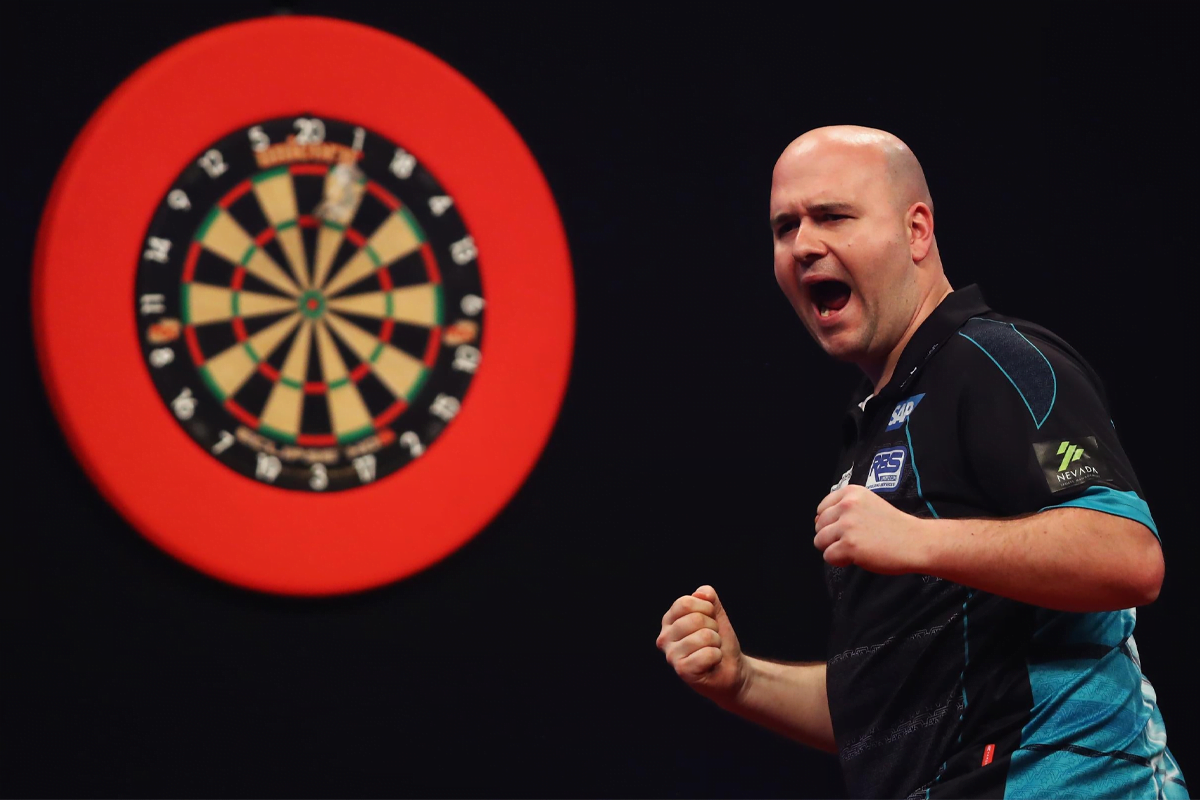 LIVE Stream – A Night At The Darts Week Two