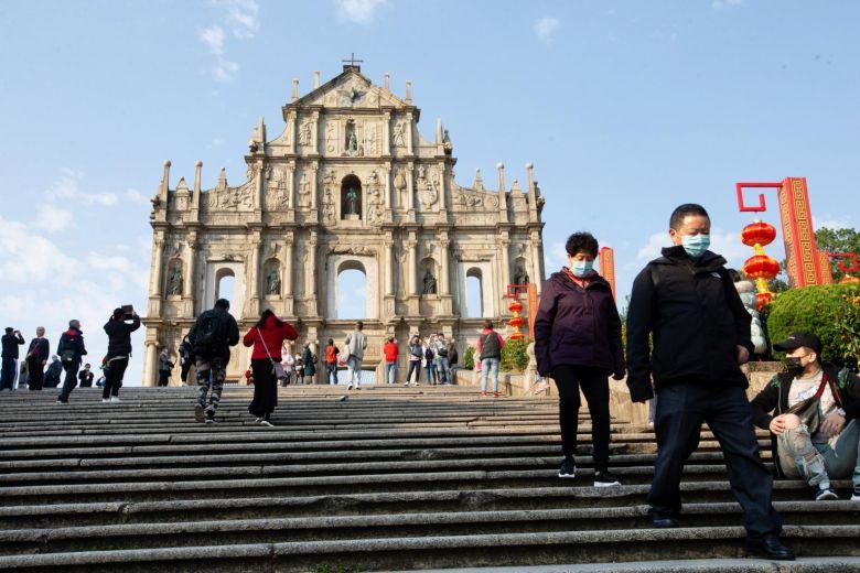 Most Mainland Chinese Will Shun Macau During May Holiday