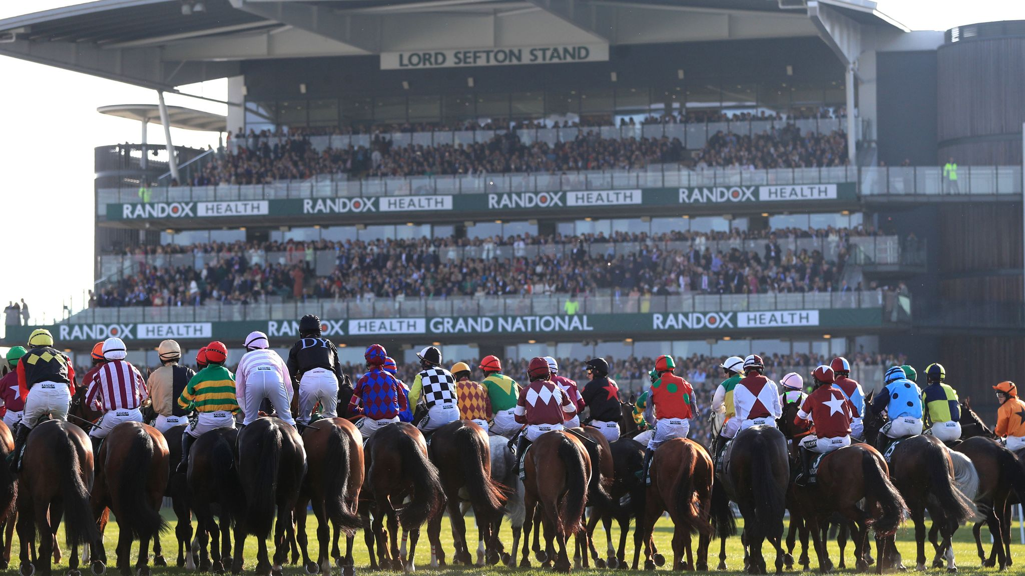 Jockey Club To Donate 10,000 2021 Grand National Tickets to NHS
