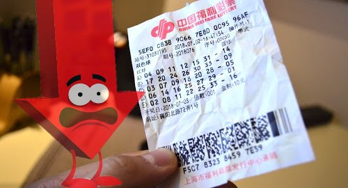 China's February Lottery Sales Almost Non-Existent Due To COVID-19
