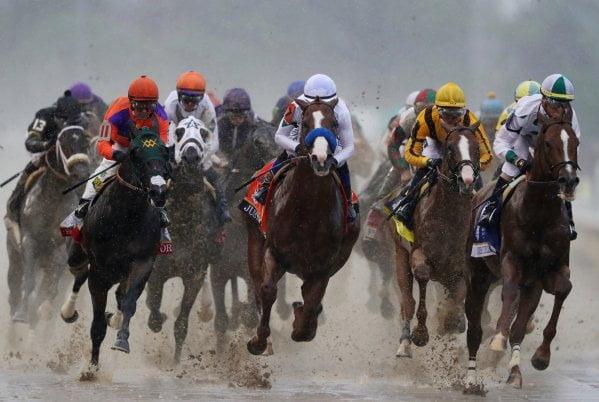 Inspire Create 'The Kentucky Derby: Triple Crown Showdown'