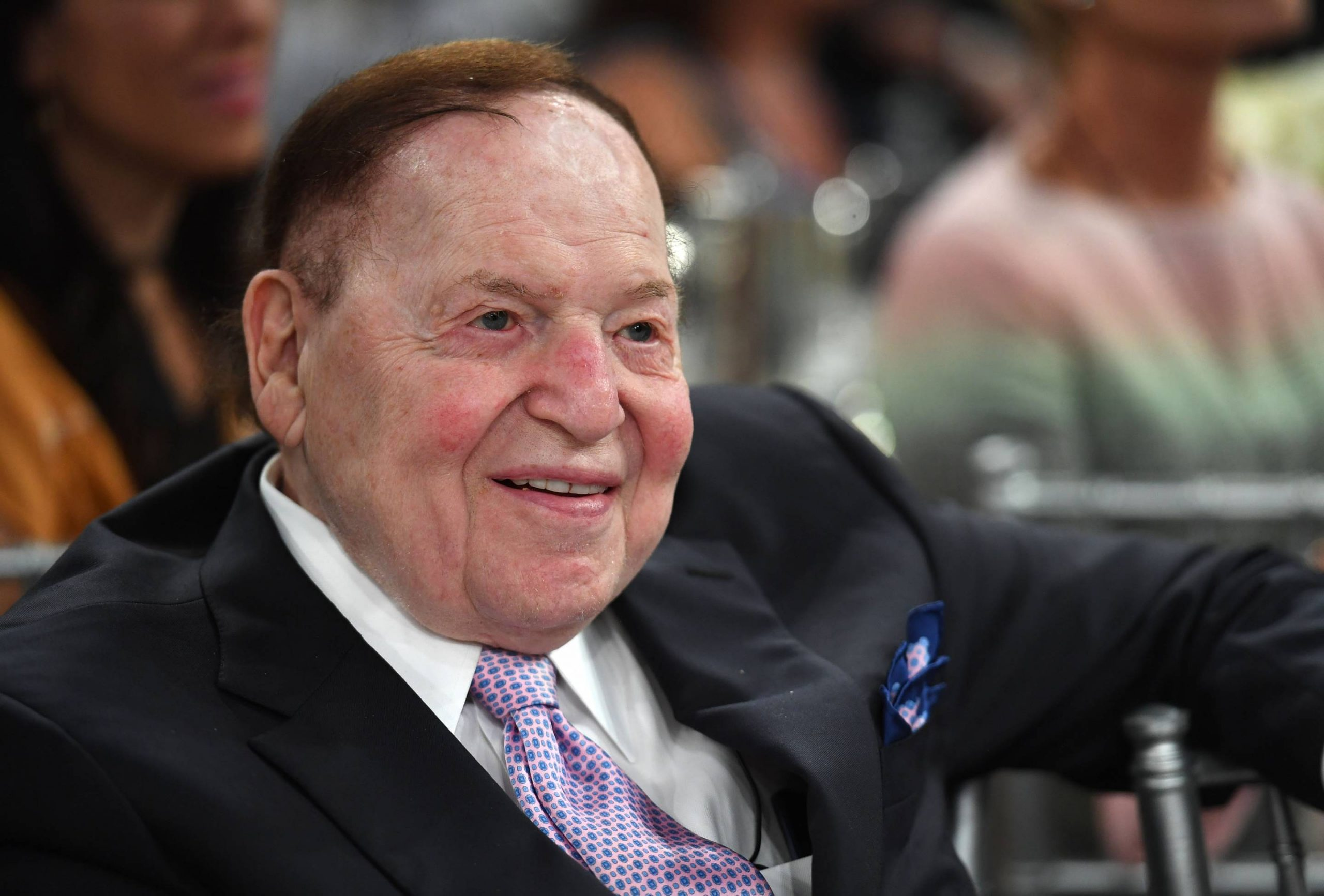 Forbes Top 100 Billionaires: Sand's Adelson Only Gaming Boss To Make Cut